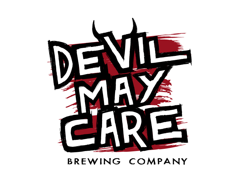 Devil May Care Brewing Company logo
