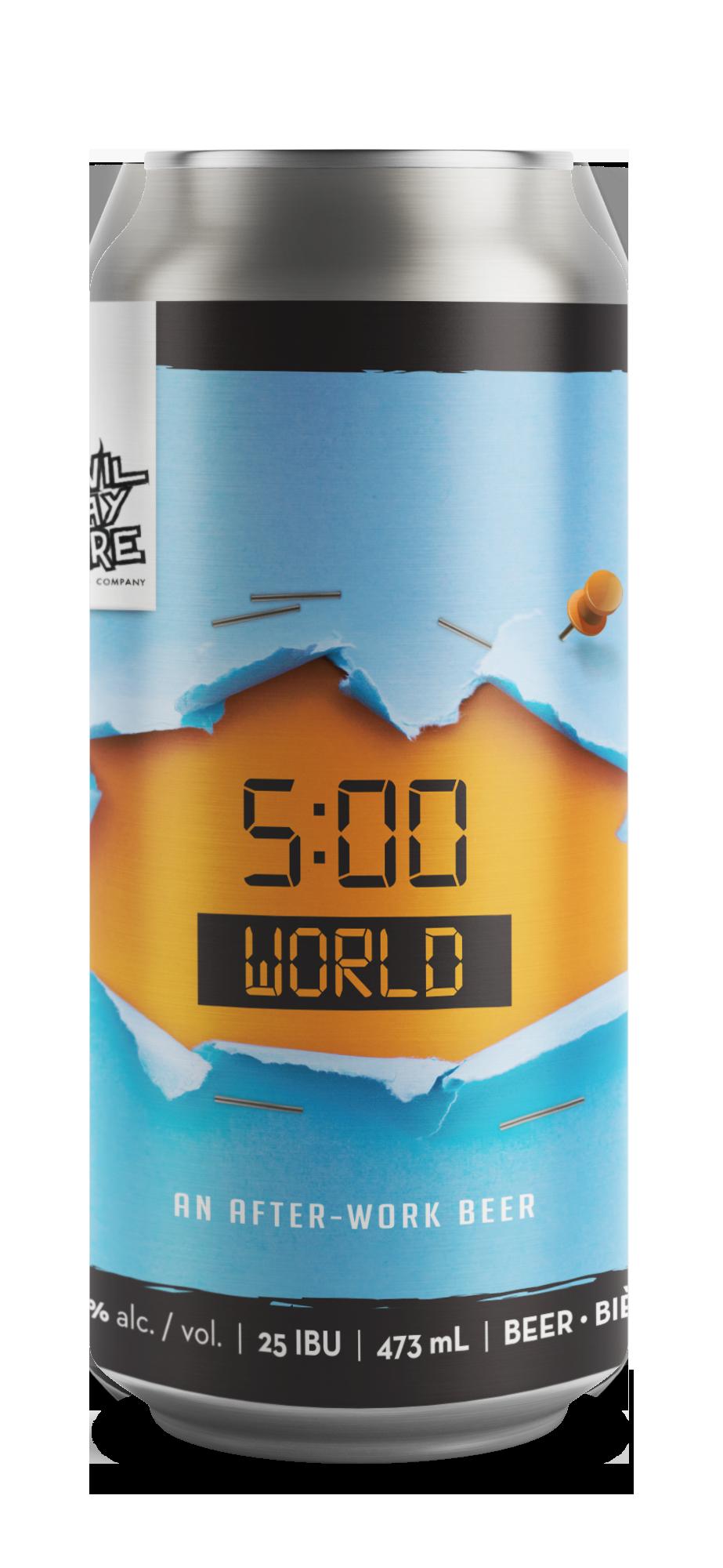 5 O'Clock World can