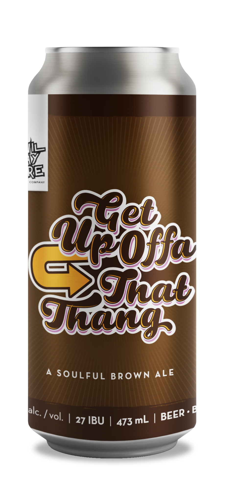 Can of Get Up Offa That Thang
